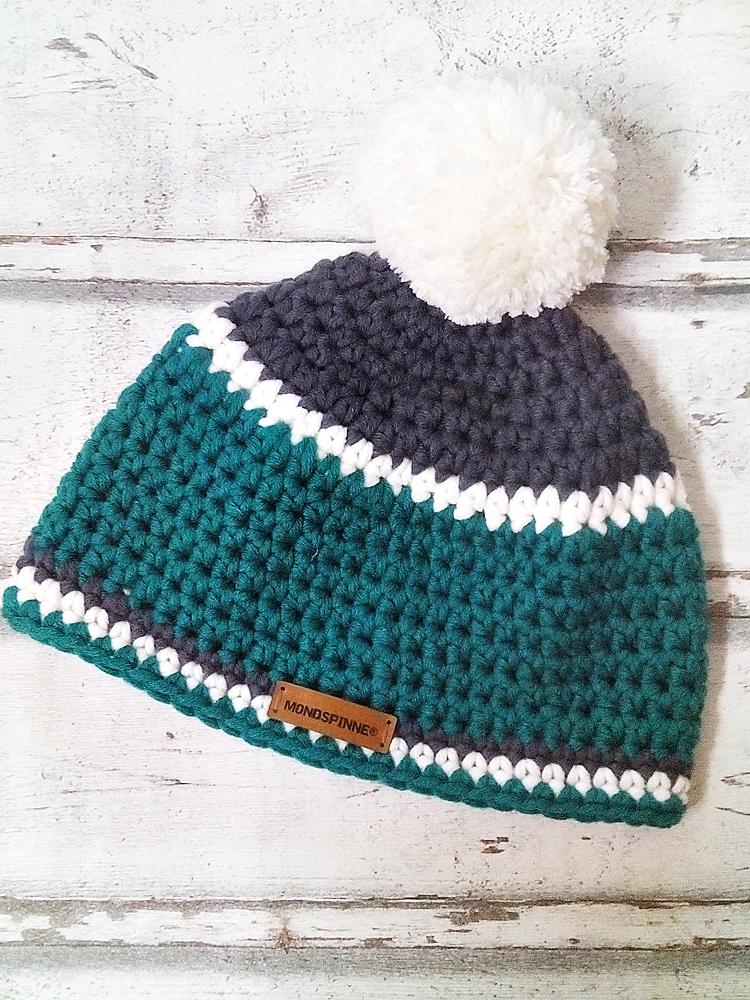 """Mütze """"Highlands"""" von Mondspinne"""