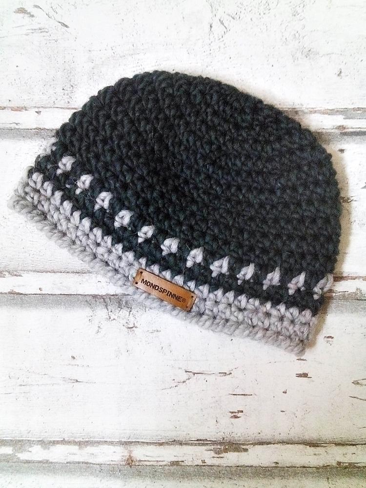 """Mütze """"Cuscu"""" (dunkelgrün) von Monddspinne"""