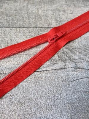 Reißverschluss rot 18 cm lang 22 mm breit YKK - MONDSPINNE