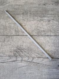 Häkelnadel Prym grau Metall Stärke 4 149 mm - MONDSPINNE