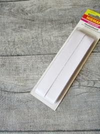 Haushaltsband weiß 15 mm 4 m Baumwolle Niemann - MONDSPINNE