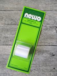 Garn Nähgarn NEWO weiß 200m Baumwolle mercerisiert - MONDSPINNE