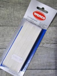 Schrägband creme Baumwolle wenco 20mm 5m - Mondspinne