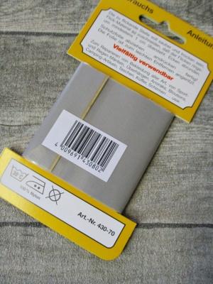 Flicken Kleiber flick+fertig selbstklebend grau - MONDSPINNE